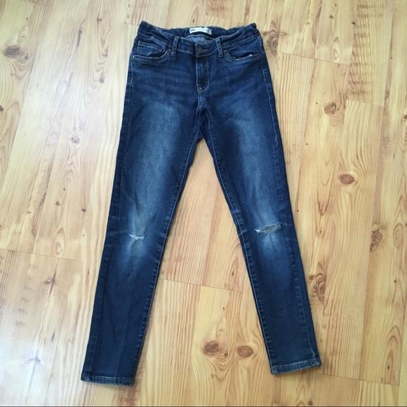 Levi's Other - 5/$25 👧🏼 Levi's 710 Super Skinny Girls 12 Reg